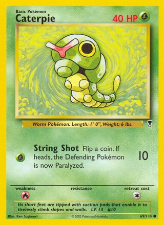 Caterpie (Legendary Collection 69/110)