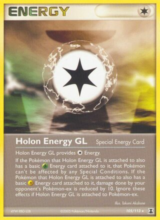 Holon Energy GL (EX Delta Species 105/113)