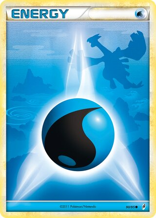 Water Energy (Call of Legends 90/95)