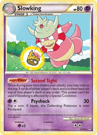 Slowking (Call of Legends 32/95)