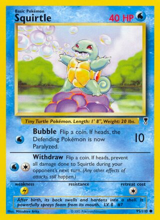 Squirtle (Legendary Collection 95/110)