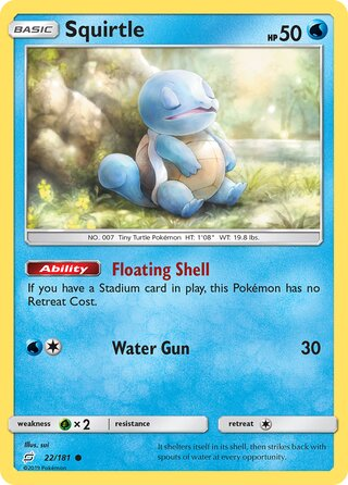 Squirtle (Team Up 22/181)
