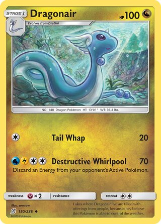 Dragonair (Unified Minds 150/236)