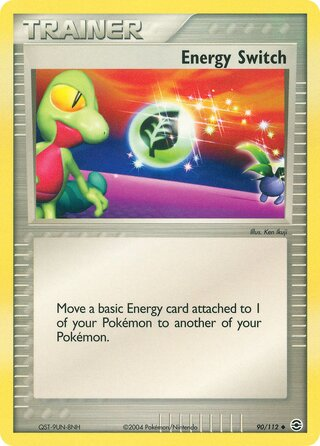 Energy Switch (EX FireRed & LeafGreen 90/112)