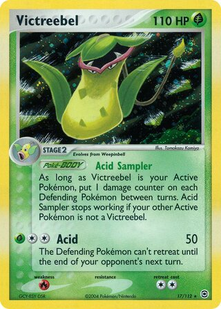 Victreebel (EX FireRed & LeafGreen 17/112)