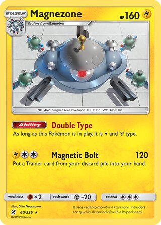Magnezone (Unified Minds 60/236)