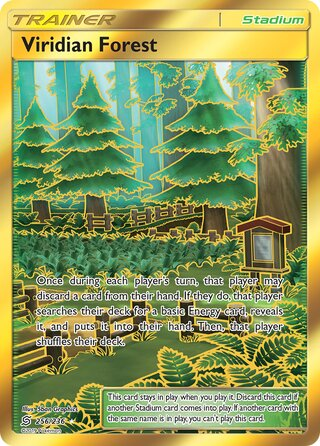 Viridian Forest (Unified Minds 256/236)
