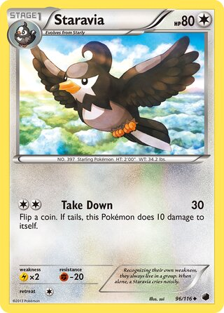 Staravia (Plasma Freeze 96/116)