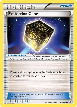 Protection Cube (Flashfire 95/106)