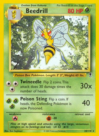 Beedrill (Legendary Collection 20/110)
