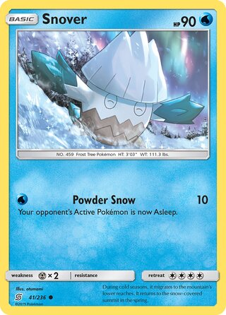 Snover (Unified Minds 41/236)