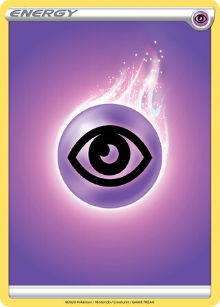 Psychic Energy (Sword & Shield Energies — (No. 005))