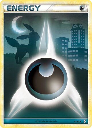 Darkness Energy (Call of Legends 94/95)