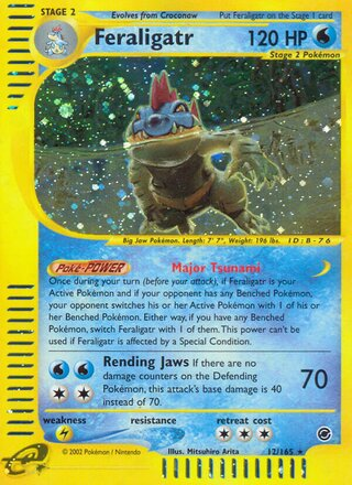 Feraligatr (Expedition Base Set 12/165)