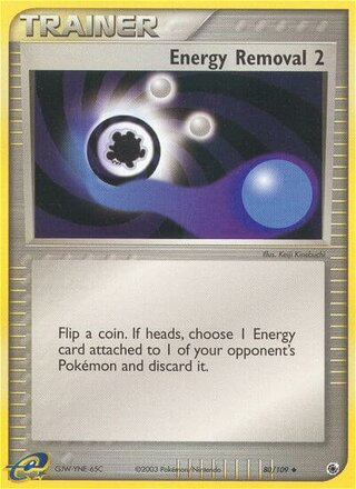 Energy Removal 2 (EX Ruby & Sapphire 80/109)