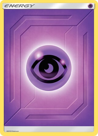 Psychic Energy (Team Up Energies — (No. 005))